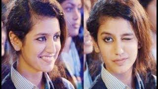 Priya Prakash cute video with Reel Boyfriend | Malayalam film industry | Oru Adaar Love