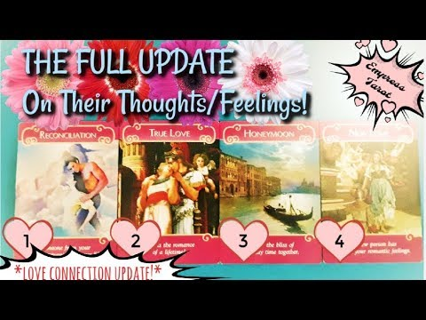 Pick-a-Card: Comprehensive Love Update! Their  Confidence/Feelings/Intentions