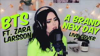 BTS (방탄소년단) - A Brand New Day Ft. Zara Larsson ('Sup I'm Bianca' Cover)