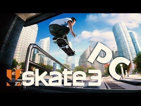 Outdated!]-PS3 Emulator-RPCS3-LLVM-Vulkan    Skate 3-Demo #1    WIP