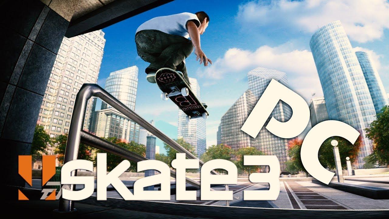 skate 3 spel
