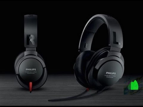 Philips SHP2600 Noise Isolation Headphones Review