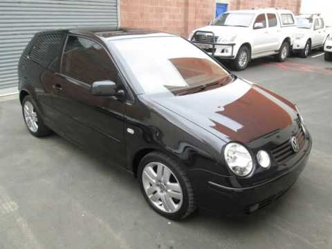 2005 volkswagen polo 1 9 tdi sportline auto for sale on. Black Bedroom Furniture Sets. Home Design Ideas