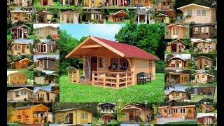 Уютные, летние, дачные домики(, 2014-08-03T10:16:31.000Z)