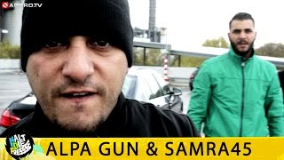 ALPA GUN FEAT. SAMRA45 - KATASTROPH - HALT DIE FRESSE NR. 363 (OFFICIAL HD VERSION AGGROTV)