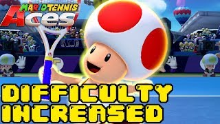 THE HARDEST THING YOU CAN DO | Mario Tennis Aces