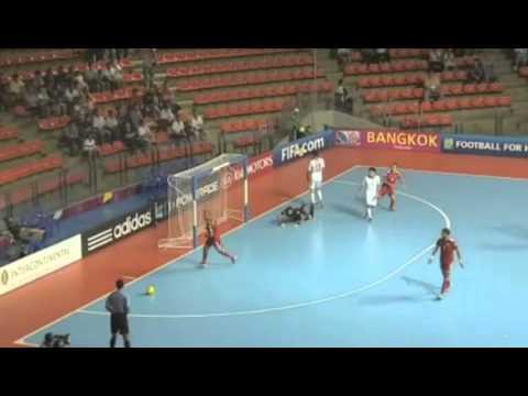 FIFA Futsal World Cup 2012   Morocco 1 - 2 Iran