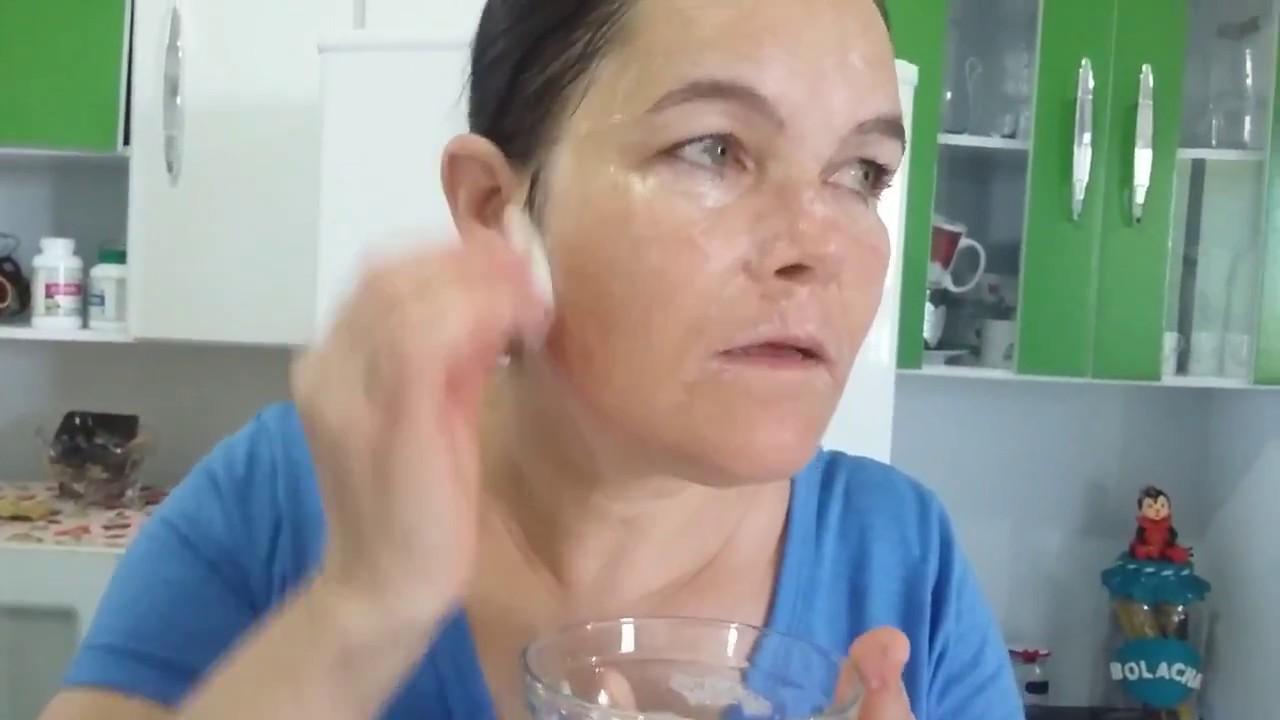 Passei Bicarbonato Com Clara De Ovo No Rosto Veja No Que Deu