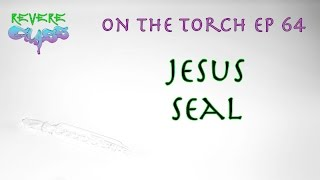 Jesus Seal Rig Creation || REVERE GLASS ||