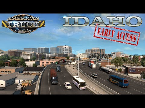 WE'VE GOT IDAHO EARLY ACCESS !! | COME RIDEALONG WITH US AS WE CHECK IT OUT from YouTube · Duration:  1 hour 26 minutes 26 seconds