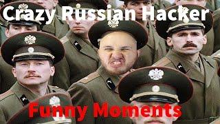 Crazy Russian Hacker Funny moments
