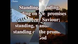 Standing On The Promises Of God(Video/Vocals By Ikie Wayne Durham)