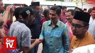 Azmin remains optimistic, vows to serve by ensuring ministry focuses on sustainable economy