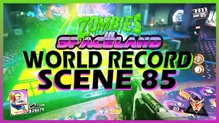 IW Zombies In Spaceland EX WORLD RECORD on DAY 4 - Scene 85