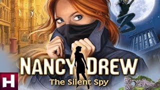 Nancy Drew: The Silent Spy Official Trailer | Nancy Drew Mystery Games