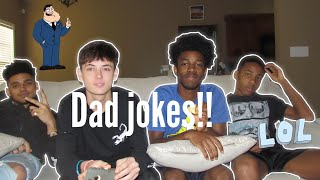 Dad Jokes!! (Try not to laugh)