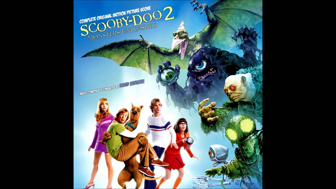 1 Main Titles Scooby Doo 2 Monsters Unleashed Soundtrack Youtube