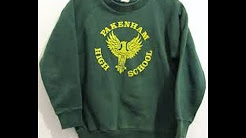 Pakenham High School 1970s. 'Gold'.