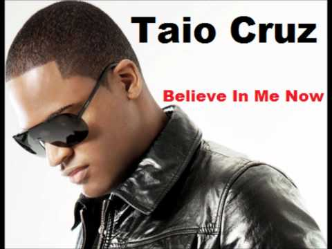 Taio Cruz - Believe In Me Now (New 2011) Produced By Swedish House Mafia (Download Link)