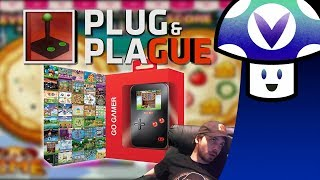 [Vinesauce] Vinny - Plug & Plague: My Arcade GoGamer Portable Gaming System