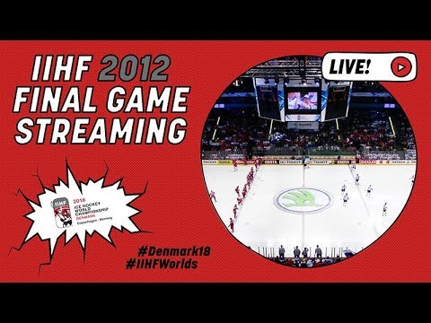 Historic #IIHFWorlds Finals: Russia Vs. Slovakia 2012