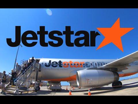 Jetstar A320 | Sydney To Avalon