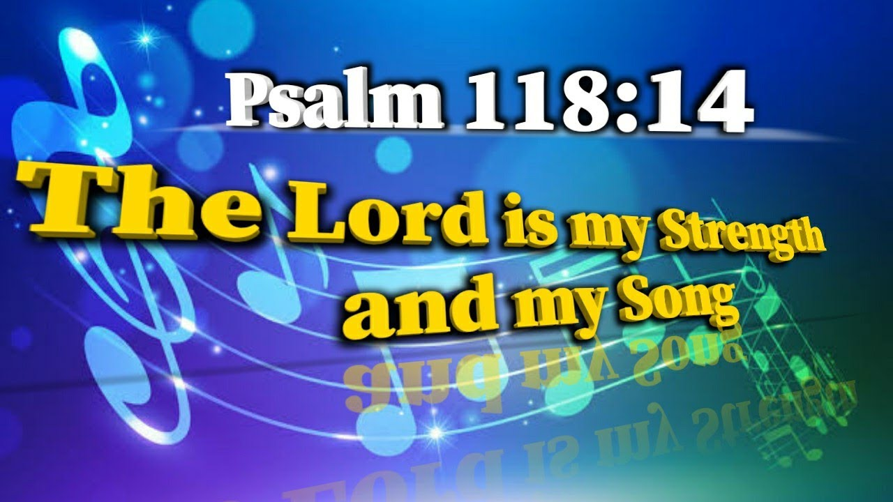 God is our strength   Worship song - YouTube