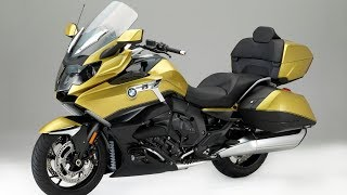 2018 BMW K 1600 Grand America Review (BMW's New Full Dresser In The American Tour Market)