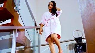 Namitha Pramod Thigh show