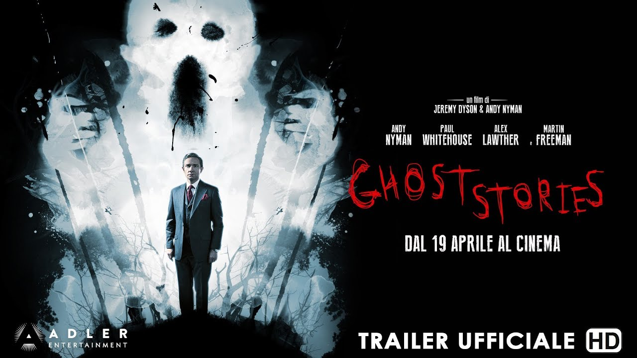 GHOST STORIES - Trailer Ufficiale Italiano