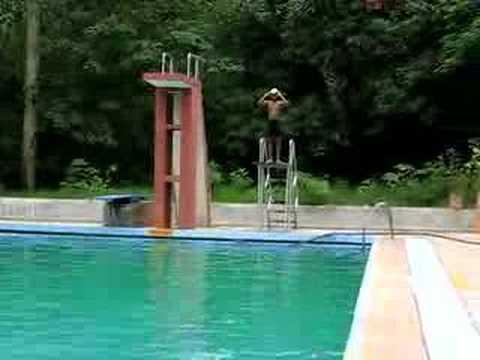 IISc Bangalore swimming pool