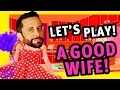Lathan Plays A Good Wife | HAAALP!