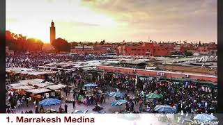 10 Top-Rated Tourist Attractions in Morocco
