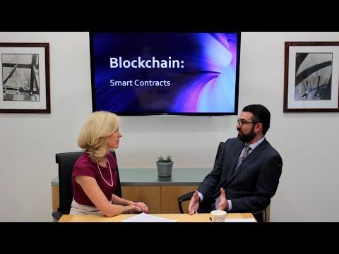 Blockchain: Smart Contracts