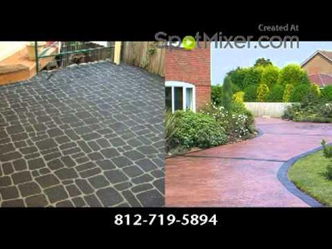 Stiles Creative Concrete   (812) 719-5894