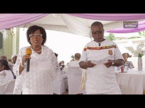 Ghana In Toronto - Madam Elizabeths 60th Birthday Bash -1