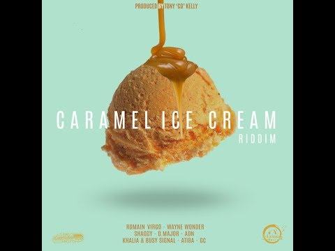T.A. - Caramel Ice Cream Riddim Mix (K-Licious Music 2017) @RIGINALREMIX