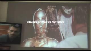 cine en casa telon reflectante aumenta el brillo del proyector