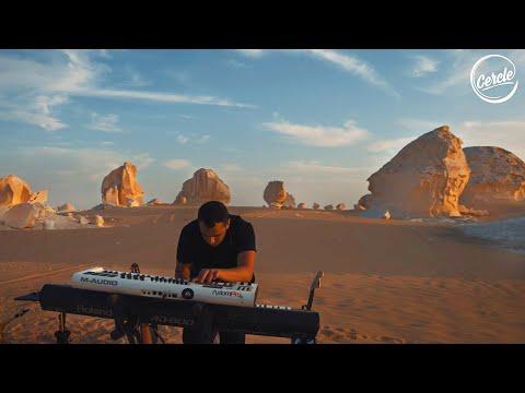 Ash - White Desert | Cercle Stories