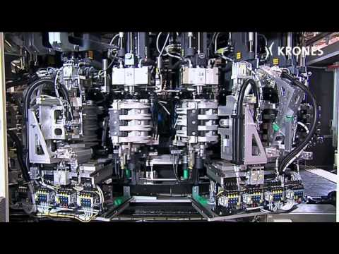krones molding machine
