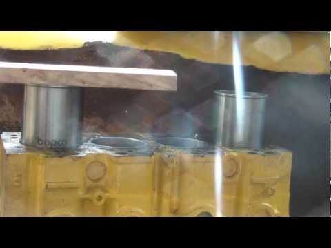 How to Cylinder Liner/Sleeve Installation with No Budget
