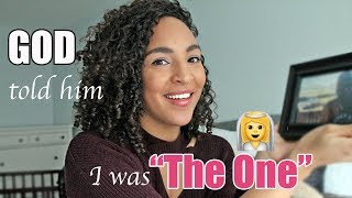 """God Told Him I Was """"THE ONE"""" (How We Met Pt. 2)"""