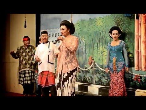 Indonesian Ludruk Irama Budaya Surabaya