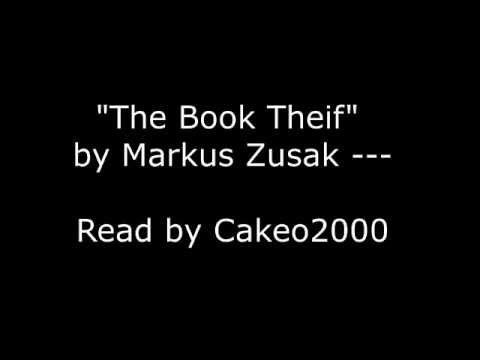 """The Book Thief"" by Markus Zusak -- Read by Cakeo (Prologue)"
