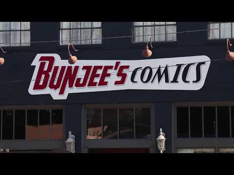 The Pride of Griffin : Bunjee's Comics