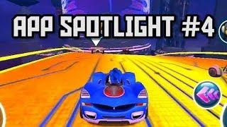App Spotlight #4 - Sonic Racing Transformed, Jet Car Stunts 2, & More!