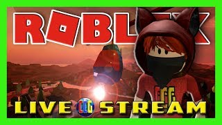 🔴 ROBLOX LIVESTREAM!! | JAILBREAK SPRINT RACES ORA!!