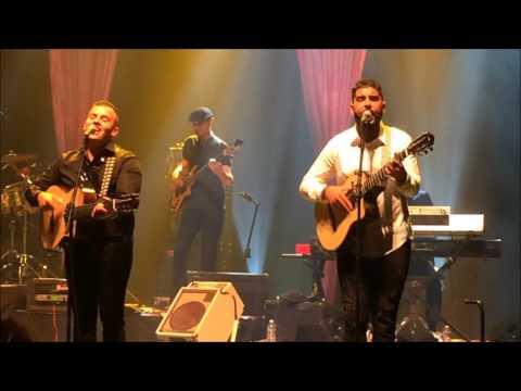 Gipsy Kings Concert at L'Olympia, Paris, France. 08.07.2016.