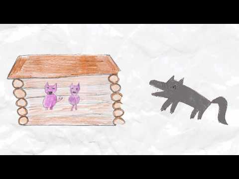 Die drei kleinen Schweinchen von Elli Sturm