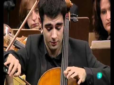 Concert No. 2 for cello and orchestra / Haydn - Pablo Ferrández - Sergio Alapont -  ORTVE
